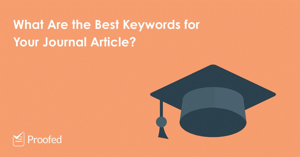 Comment choisir les mots-clés d'un article?
