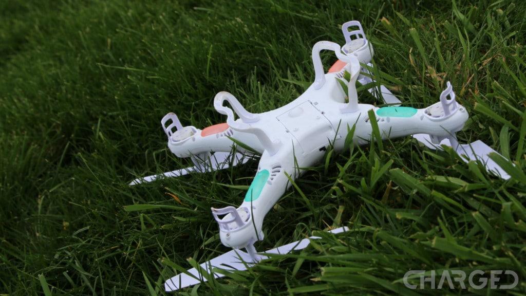 Est-ce que je peux me faire voler un drone?