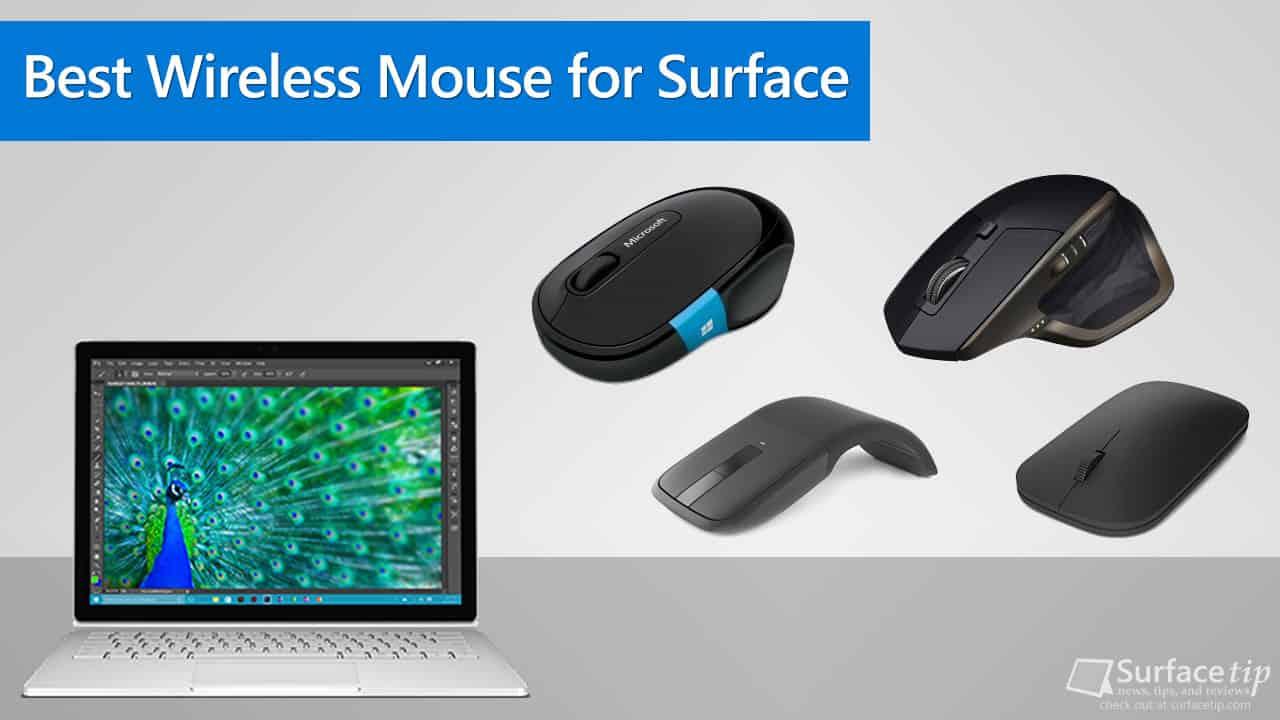 Comment utiliser une souris sans fil Microsoft?
